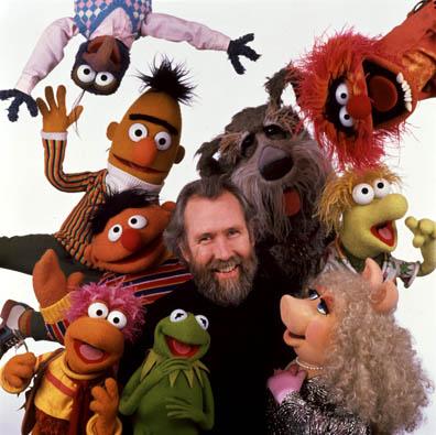 Jim Henson y sus teleñecos